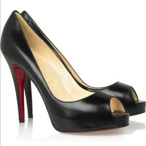 Christian Louboutin Very Prive 120